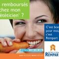 Publicité - Mutuelle du Rempart