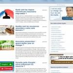 Rédaction articles mutuelle assurance auto crédit