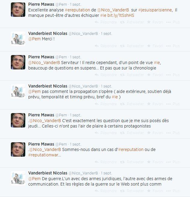 Affaire The parisienne : Les internautes se posent des questions